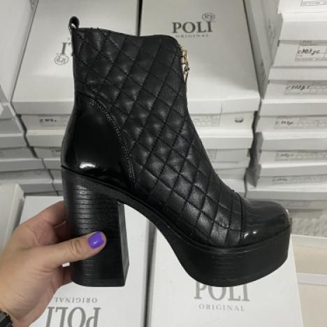 005e54230 Ботинки женские №714 Оптом. Производитель: Днепропетровская обувная фабрика  POLI