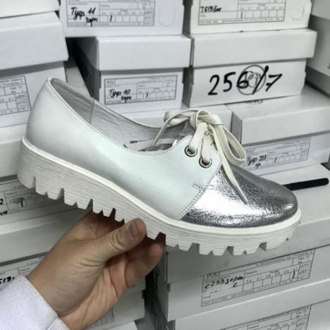 83d879353 Туфли женские №261-Р В розницу. Производитель: Днепропетровская обувная  фабрика POLI